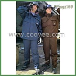 上海旁豐廠家定做各類冬季棉衣工作服防寒服